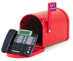 Direct mail campaigns need personal telephone follow up calling to get higher ROI results.